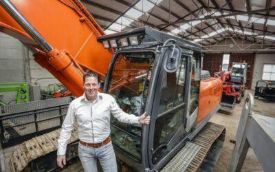 Wereldhandel vanuit Bedum: Valkema Machinery groeit dankzij financiering Kredietunie Groningen