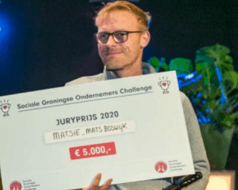 Kredietunie in jury Groninger Sociale Ondernemers Challenge